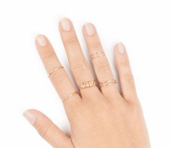 Back to Earth Ring Set