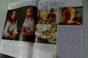 "Featured article in the February issue of ""Kentucky Monthly""- 2014"