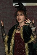 """Performing """"Kiss of the Spider Woman"""" for Wayward Actors Company- 2013"""