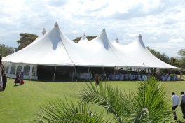 DOME TENT IN KENYA