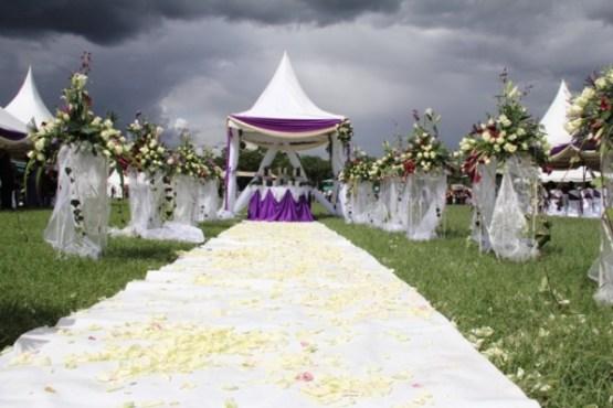 Best wedding decorators in Nakuru
