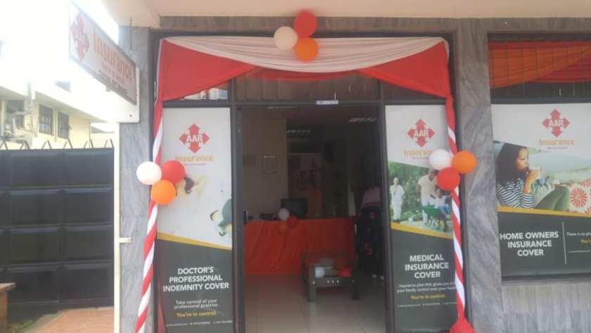 AAR Nakuru office launch