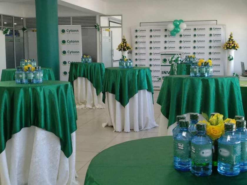 Cyton Company Event