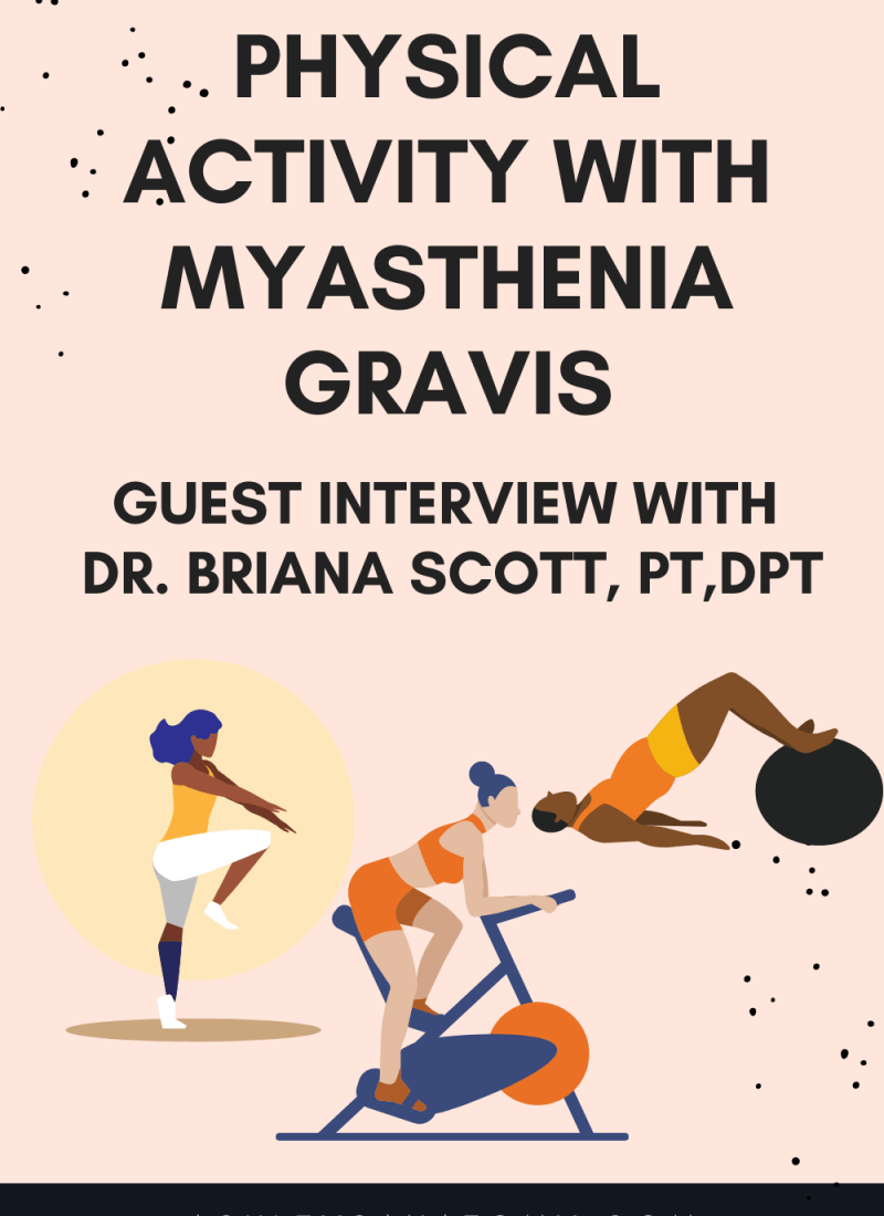 Physical Activity with Myasthenia Gravis