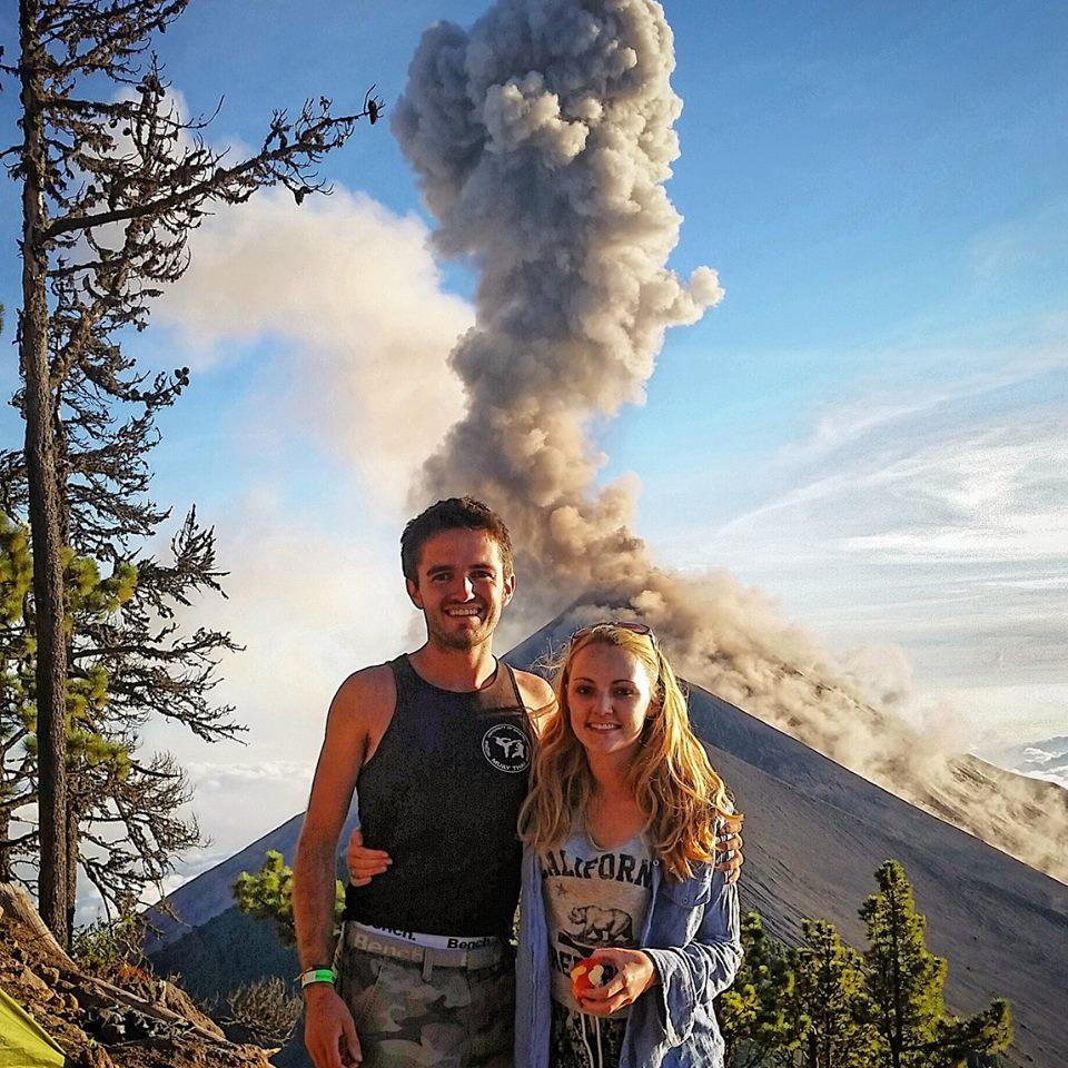 Mt. Acatenango Volcano Hike