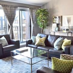 Easy Sofa Table Diy Set For Small E Ashley Shaanan » Contemporary Condo