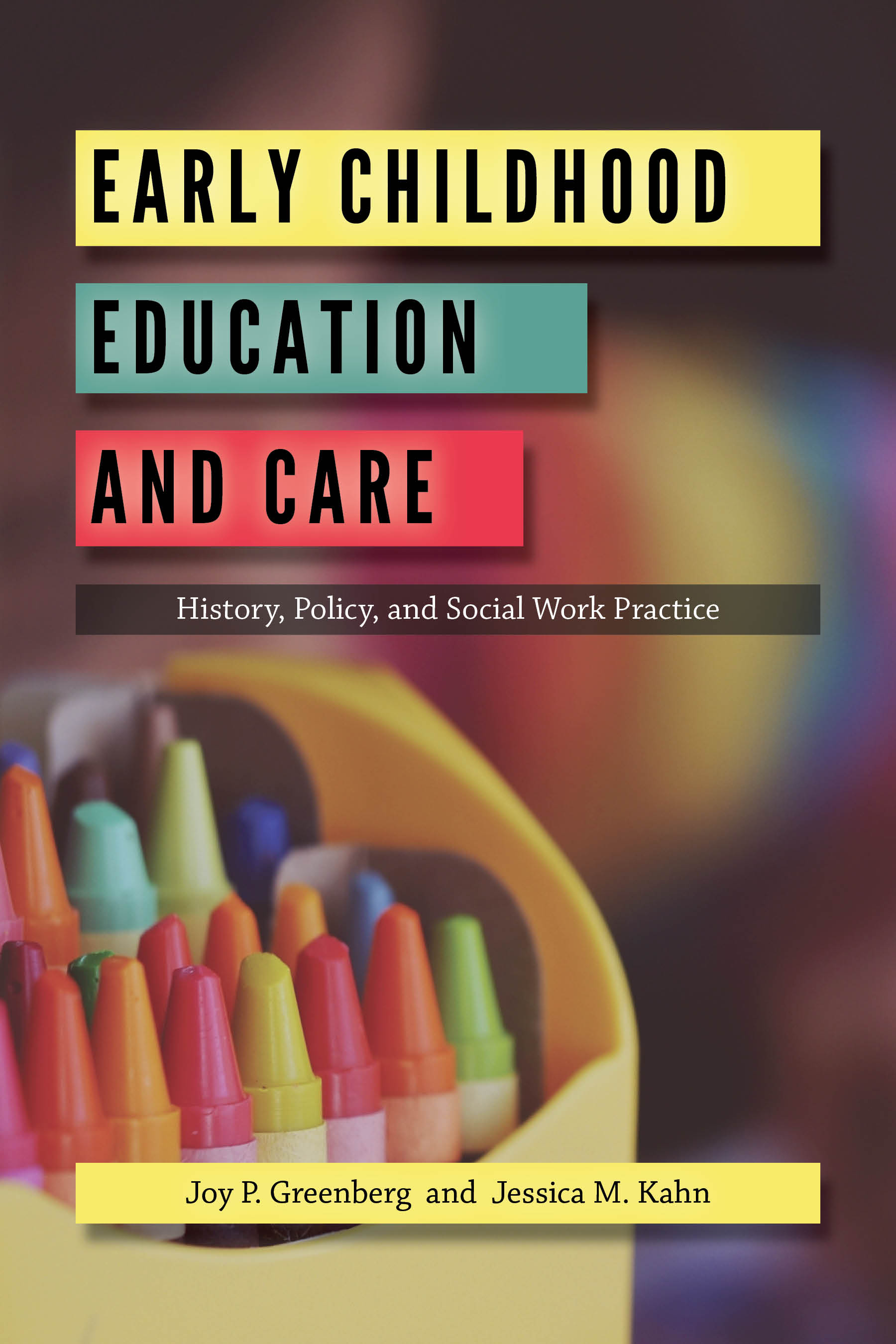 Early Childhood Education and Care_Cover