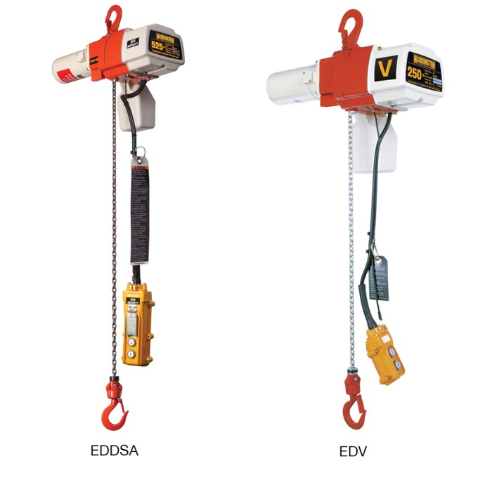 ED Hoist Variations