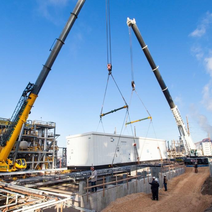 Modulift lifting beams