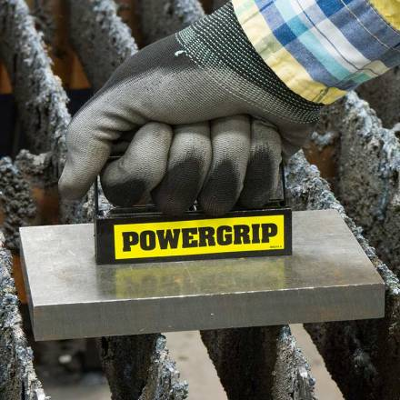 Power Grip in Use