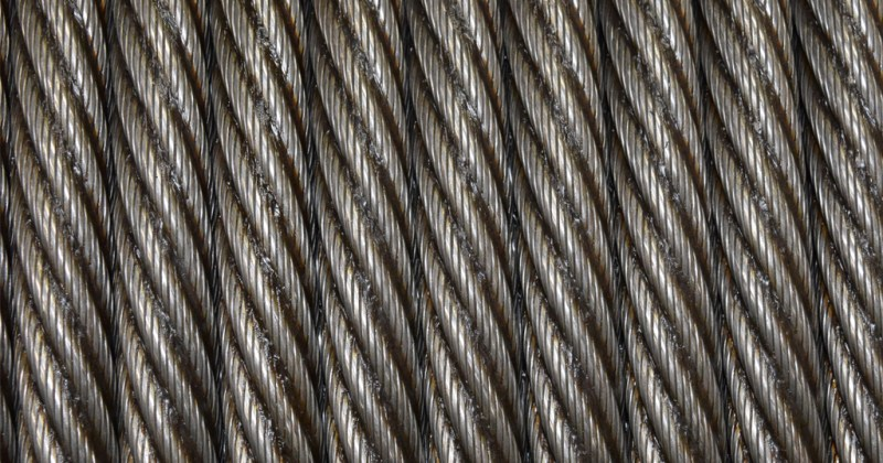 18 & 19 Class Rotation Resistant Wire Ropes