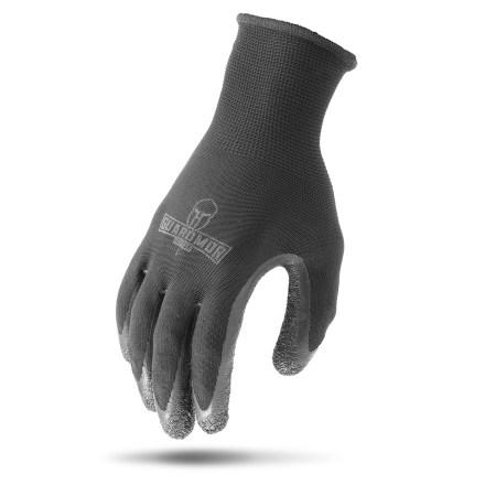 Crinkle Latex Glove
