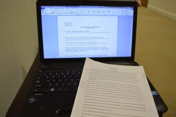 English workshop homework