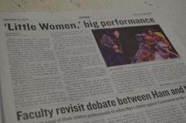 'Little Women,' big performance