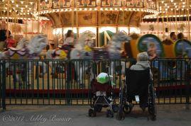 Carousel at Wonderland Pier