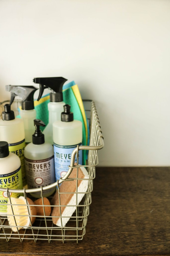 Mrs Meyers Natural Cleaning Products Safe For Kids