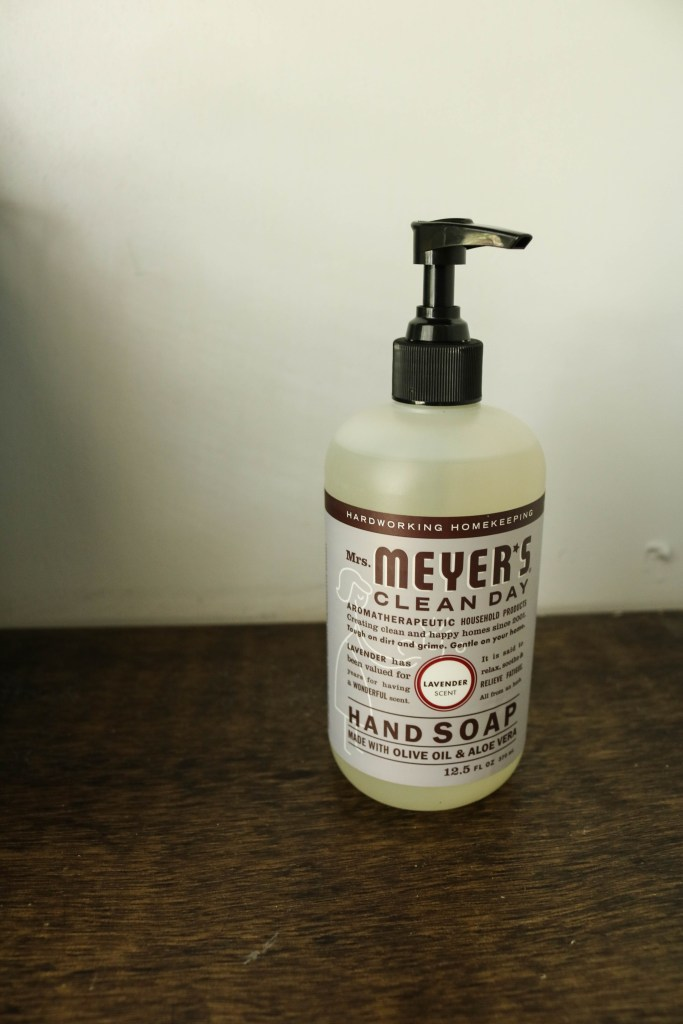 Best Natural Hand Soap Mrs Meyers Delivery Box Organic