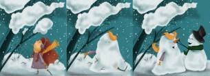 snow-scene-progression-tri-panel