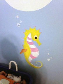 Under the Sea Mural Image 4