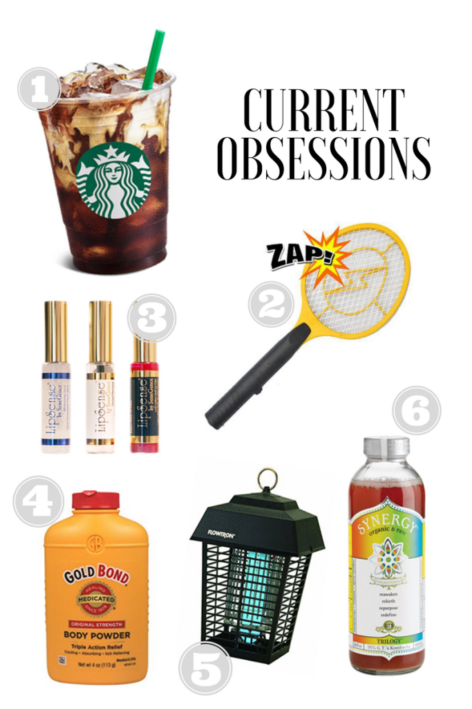 Current Obsessions by Ashley Hodges // Ashley Terk // Ashley Terkeurst Hodges // Lifestyle blog // kombucha // starbucks // gold bond - CURRENT FAVORITES: APRIL OBSESSIONS featured by popular Los Angeles life and style blogger, Ashley Hodges