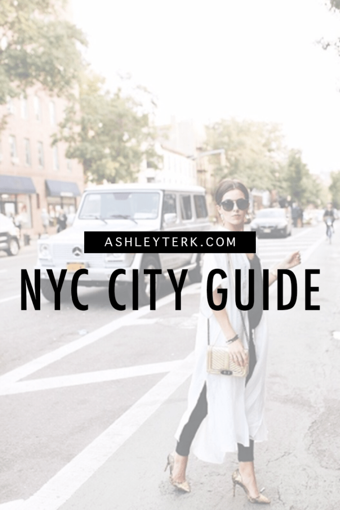 Ashley Hodges || New York City Guide || What to do in New York || Now York Travel and Eats - New York City Guide, Where to Stay, Eat and Visit featured by popular Los Angeles travel blogger, Ashley Hodges