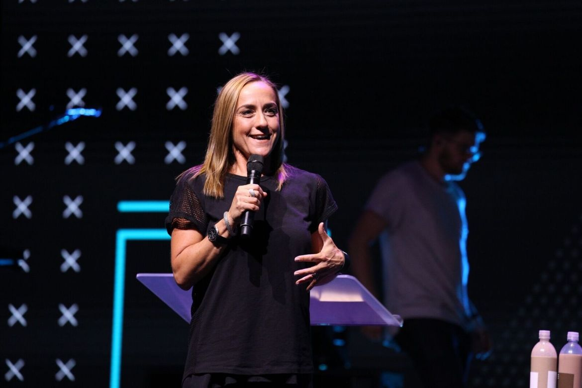 Motion Student Conference Recap by Alabama lifestyle blogger Ashleyterk // Christine Caine // Church of the Highlands // Birmingham Alabama Blogger