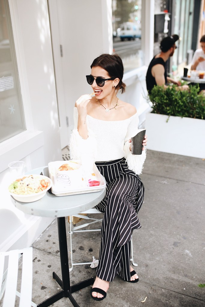 New York Fashion Week 2017 // women's fashion // ootd // Ashley Terk // by Chloe - New York Fashion Week 2017 and Outfit Details featured by popular Los Angeles fashion blogger, Ashley Hodges