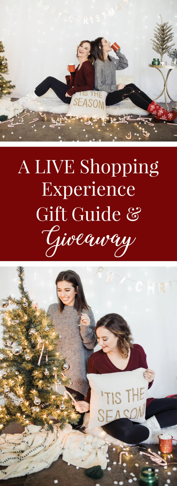 Ashley Terk // My Life Well Loved // Christmas Live // Holidays // Online Shopping - Christmas Live Gift Guide Sneak Peek featured by popular Los Angeles life and style blogger, Ashley Hodges