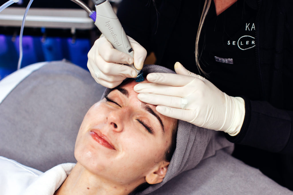 HydraFacial, Seiler Skin, HydraFacial results, - My HydraFacial Treatment Experience featured by popular Los Angeles beauty blogger, Ashley Hodges
