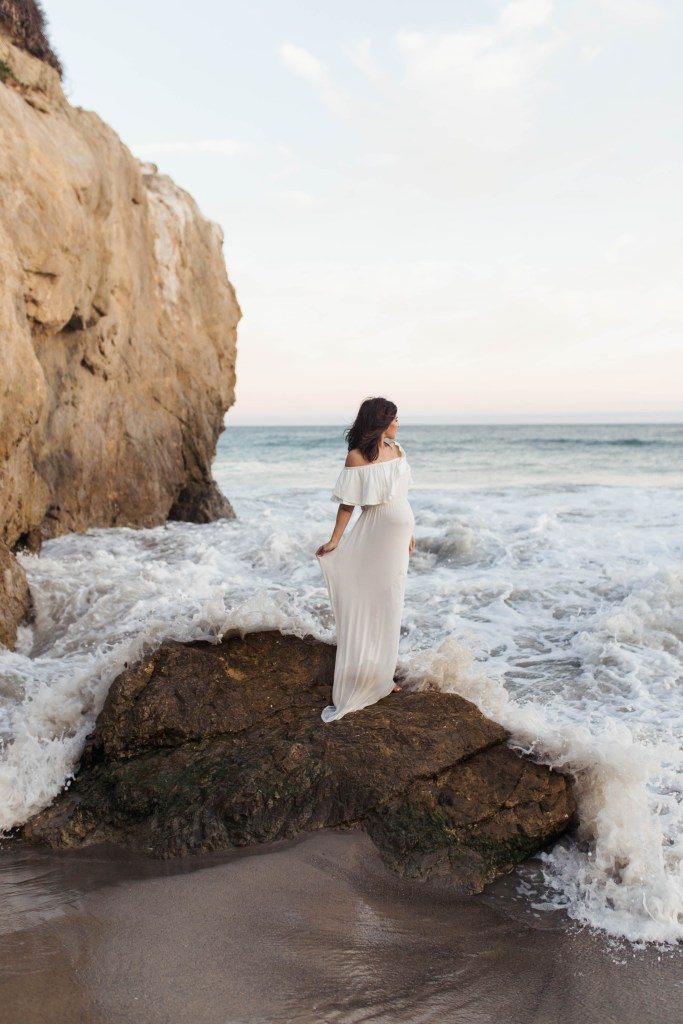 35 WEEK PREGNANT BUMPDATE featured by popular Los Angeles lifestyle blogger, and expecting mom, Ashley Hodges