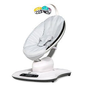 Baby Registry Essentials featured by popular Los Angeles life and style blogger and new mom, Ashley Terk: mamaROO bouncer