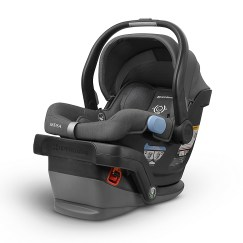 Baby Registry Essentials featured by popular Los Angeles life and style blogger and new mom, Ashley Terk: UPPA Baby CarSeat