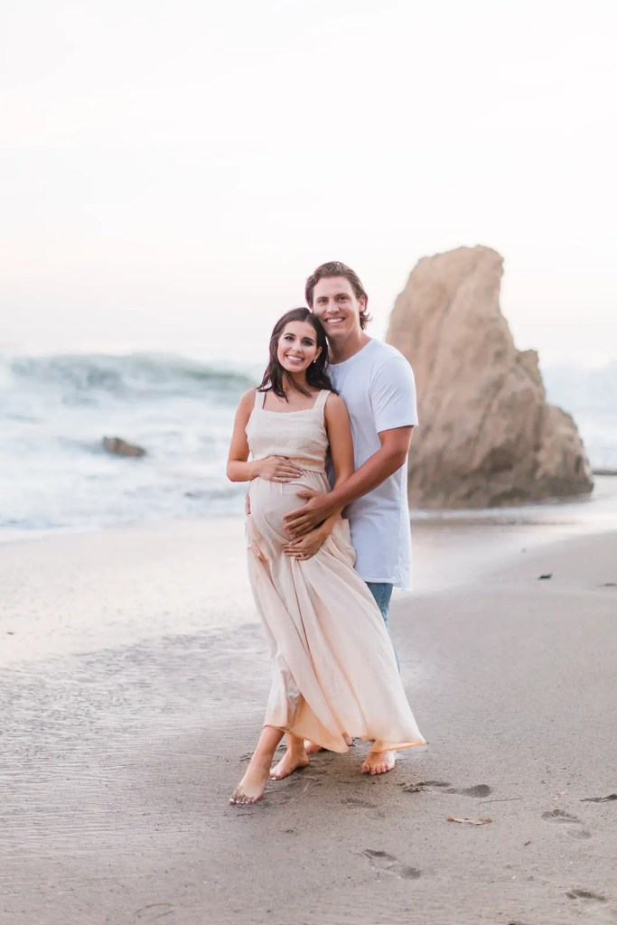 11 Beautiful Pregnancy Prayers to Pray for During Your Pregnancy featured by popular Los Angeles life and style blogger and expecting mom, Ashley Hodges