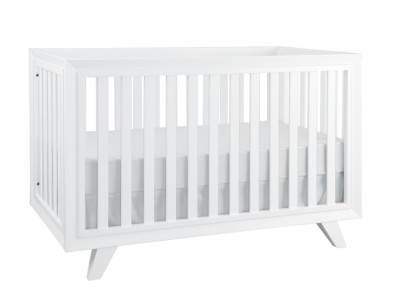 Baby Registry Essentials featured by popular Los Angeles life and style blogger and new mom, Ashley Terk: convertible crib