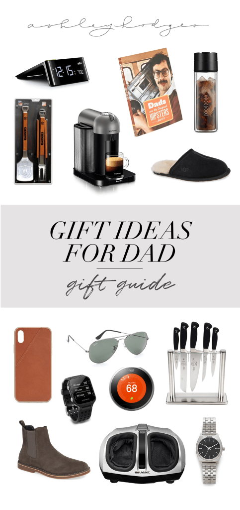 Unique Gifts For the Dad who wants nothing featured by top Los Angeles life and style blogger, Ashley Hodges