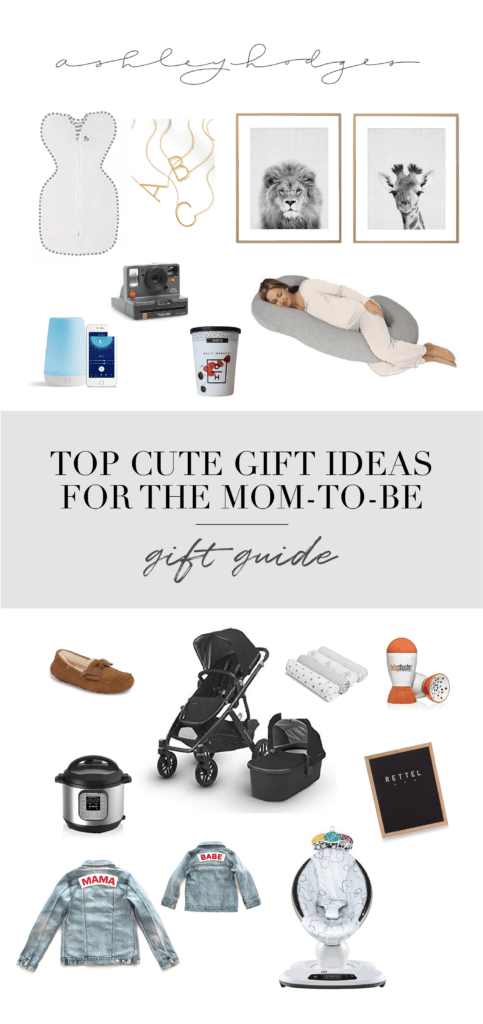 Top Gifts for Expectant Moms featured by top Los Angeles life and style blogger, Ashley Hodges