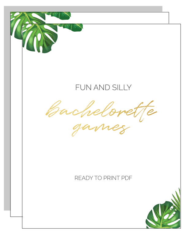 The Ultimate Bachelorette Party Planning Guide featured by top US life and style blogger, Ashley Terk
