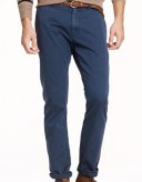 J.Crew Blue Sun-Faded Chino