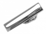 The Tie Bar Silver Shot Tie Bar
