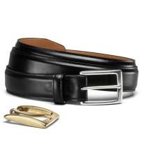 Allen Edmonds Poplar Dress Belt