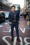 Wool Trousers Style Image 4