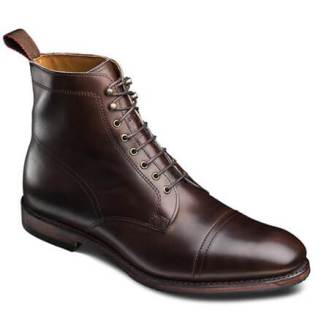 Allen Edmonds First Avenue Brown Boot