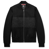 PS by Paul Smith Bouclé Twill Bomber
