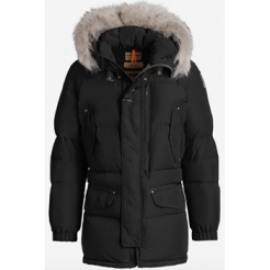 Parajumpers Harraseeket Black Parka