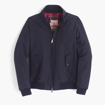 Baracuta Harrington Jacket - Ashley Weston