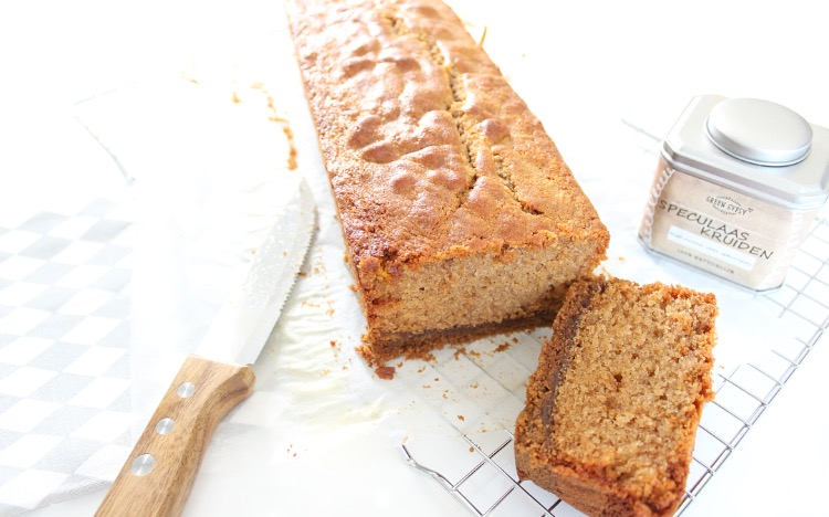 cake met koek