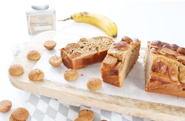 Bananenbrood met kruidnoten