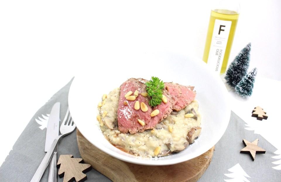 Dat ik een liefhebber ben van risotto is denk ik niemand onopgemerkt gebleven, daarom vandaag 5 risotto recepten op een rij