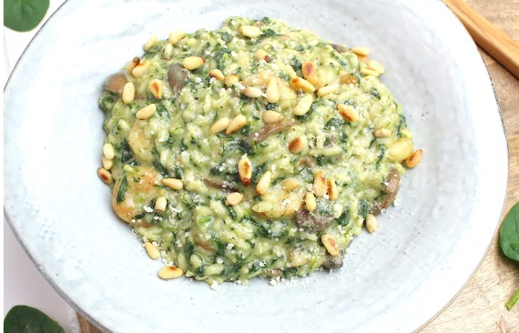 5 risotto recepten op een rij..!