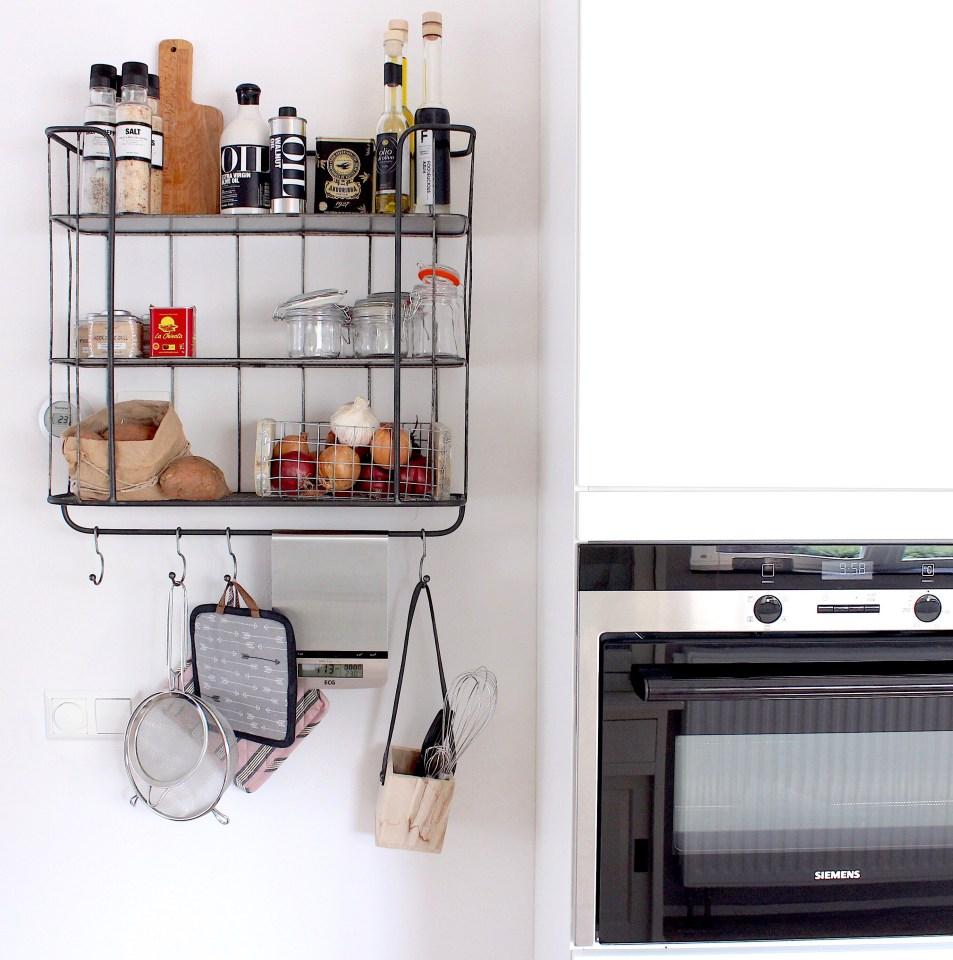 Een kijkje in de keuken..